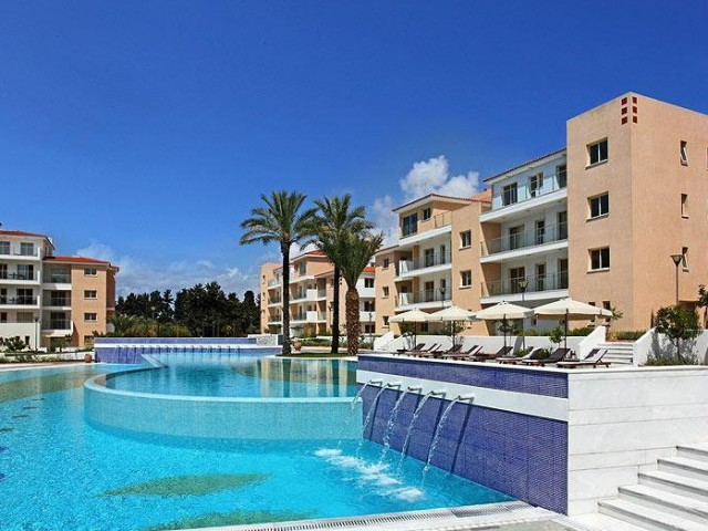 One bedroom apartment in Paphos