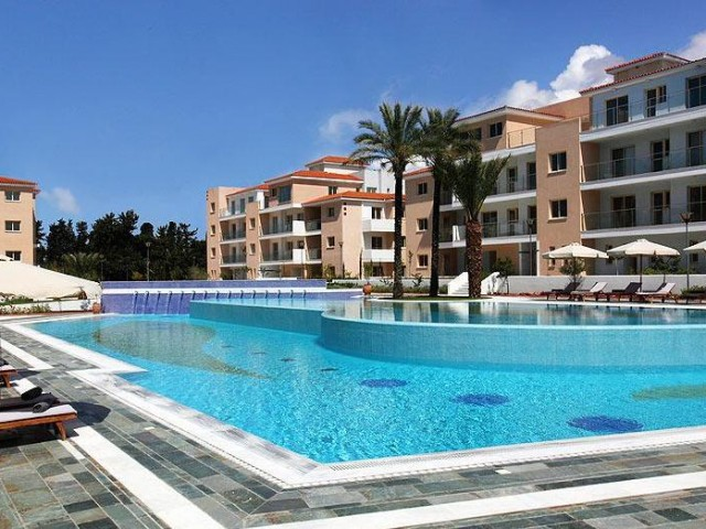Three bedroom apartment in Paphos