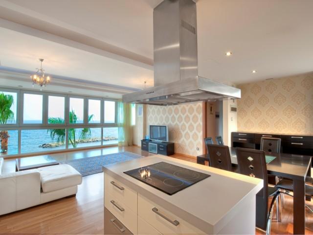 Three bedroom apartment in Limassol, Germasogeia