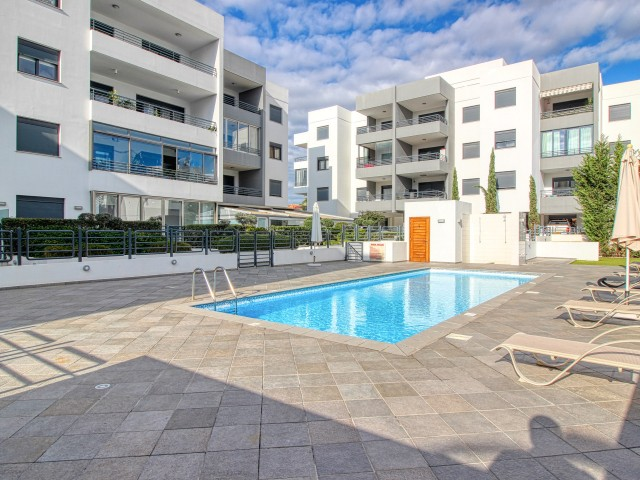 Two bedroom apartment in Limassol, Mesa Gitonia