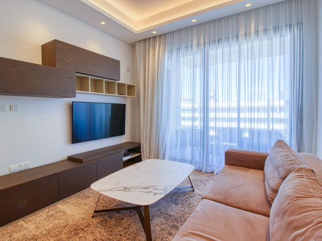 One bedroom apartment in Limassol, Old Port