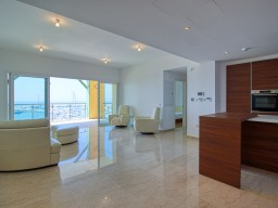 Apartment with 2 bedrooms in Limassol, Limassol Marina