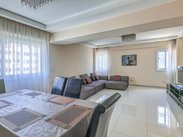 Three bedroom apartment in Limassol, Potamos Germasogeia