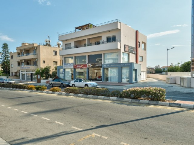 Offices and apartments in Limassol, Potamos Germasogeia