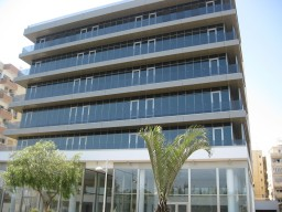 Front line office in Limassol, Neapolis