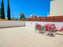 Three bedroom maisonette in Limassol, Potamos Germasogeia