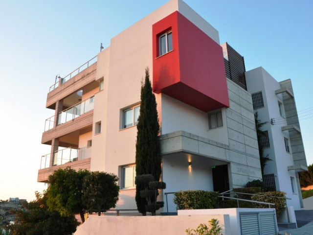 Penthouse with 2 bedrooms Limassol, Mesa Geitonia