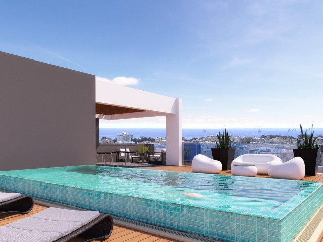 Penthouse in Limassol with 5 bedrooms, Potamos Germasogeia