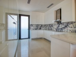 Penthouse with 4 bedrooms in Limassol, Potamos Germasogeia