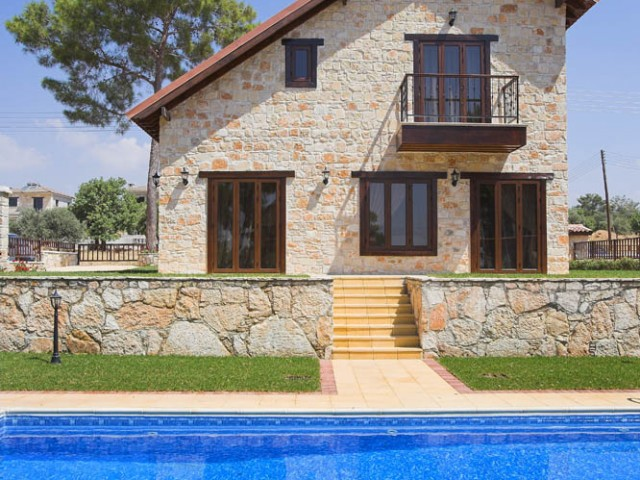 Three bedroom villa in Limassol, Souni