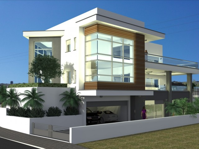 Four bedroom villa in Limassol, Mouttagiaka