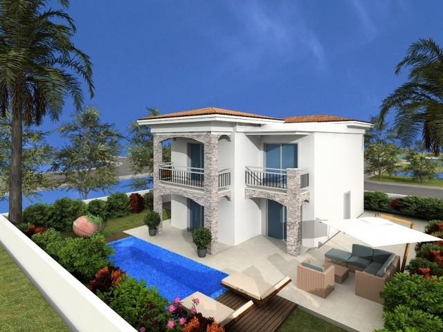 Villa in Larnaca with 3 bedrooms, Dromolaxia