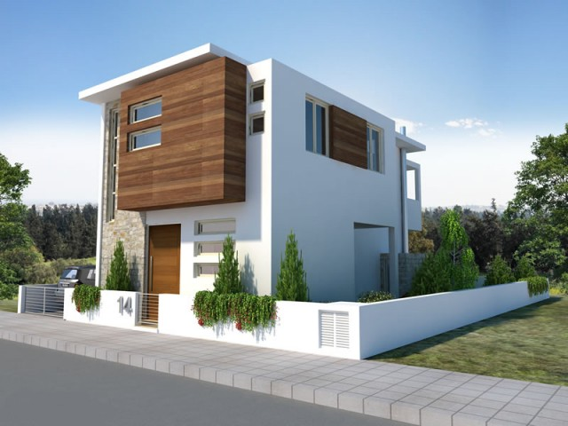 Villa in Larnaca with 4 bedrooms, Dromolaxia