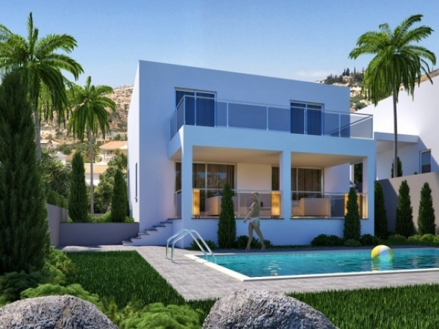 Three bedroom villa in Limassol, Agios Tychonas