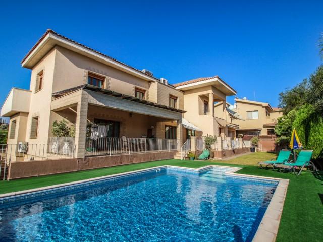 Villa with 5 bedrooms in Limassol, Potamos Germasogeia