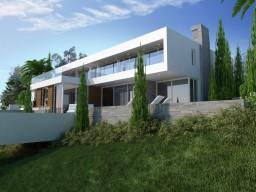 Villa in Protaras with 4 bedrooms