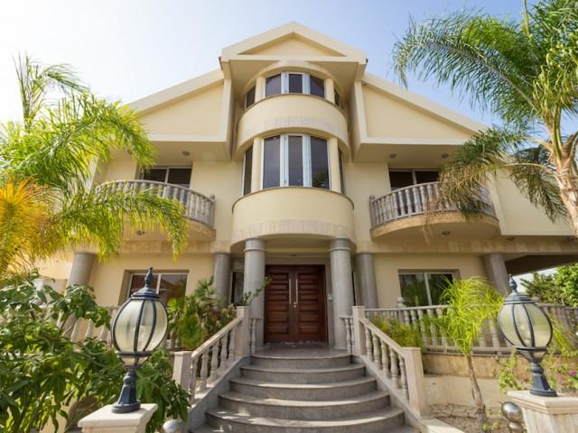 Two bedroom villa in Limassol, Agios Athanasios