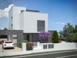 Villa with 4 bedrooms in Limassol, Agios Athanasios