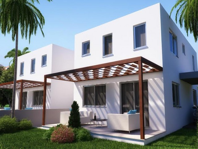 Three bedroom villa in Limassol, Polemidia