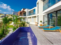 Luxury 6 bedroom villa in Limassol, Agios Tychonas
