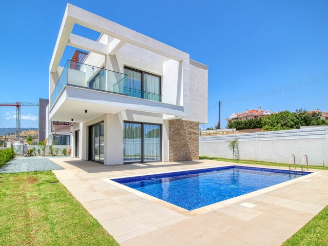 Villa in Limassol with 3 bedrooms, Pyrgos