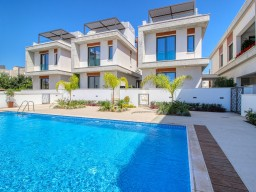 Villa in Limassol with 3 bedrooms, Potamos Germasogeia