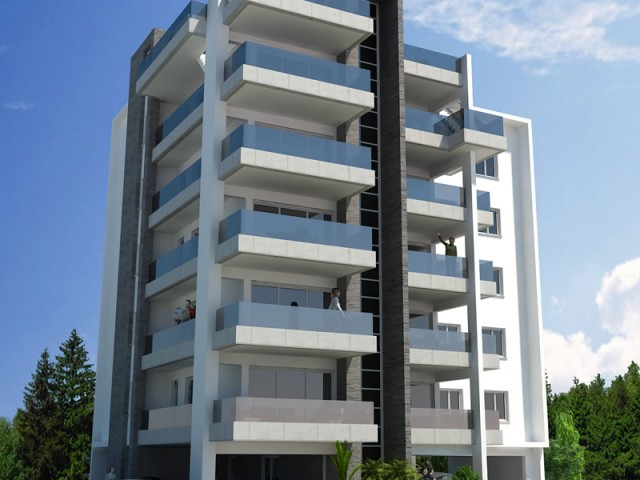 Two bedroom apartment in Larnaca