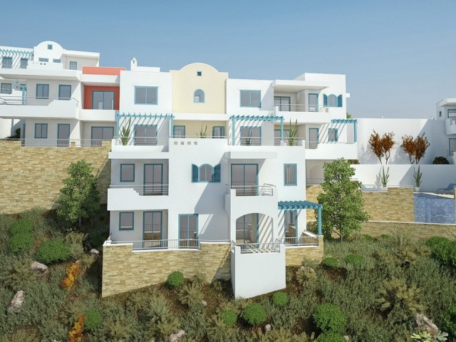 Two bedroom apartment in Paphos, Tsada