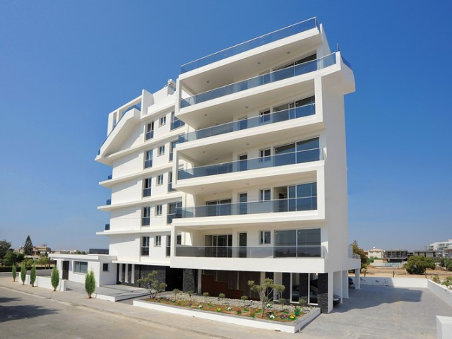 Two bedroom apartment in Larnaca, Drosia