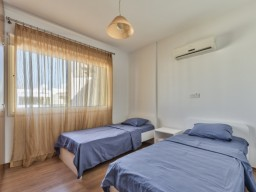 Penthouse in Limassol with 3 bedroom, Mouttagiaka