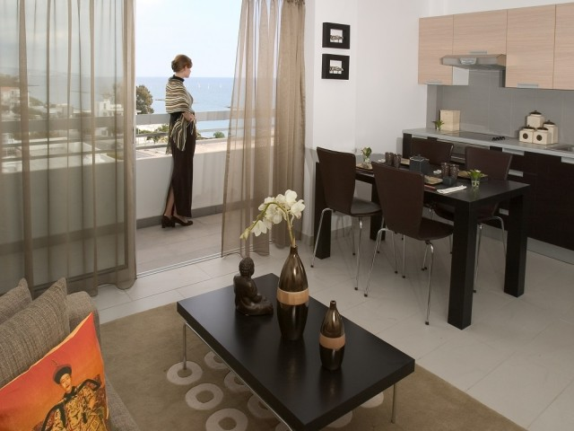 Four bedroom apartment in Limassol, Potamos Germasogeia
