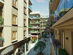 Apartments in Larnaca with 2 bedrooms, Town Center