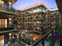 Apartments in Larnaca with 1 bedroom, Town Center