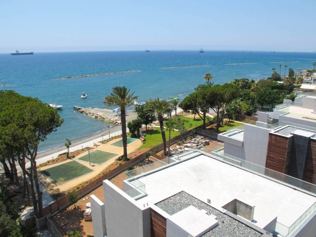 Five bedroom apartment in Limassol, Potamos Germasogeia