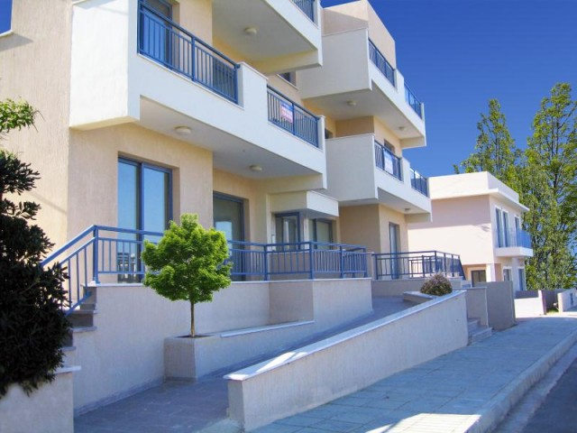 Two bedroom apartments in Paphos, Geroskipou