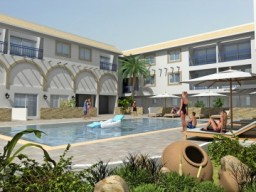 Apartment in Ayia Napa with three bedrooms