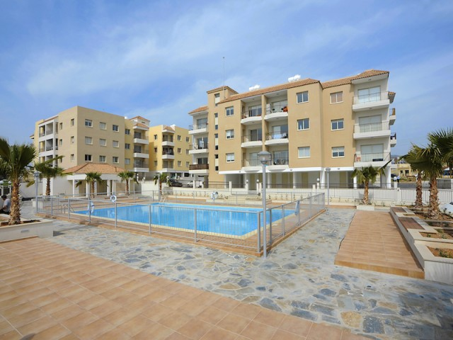 Two bedroom apartment in Limassol, Mesa Gitonia