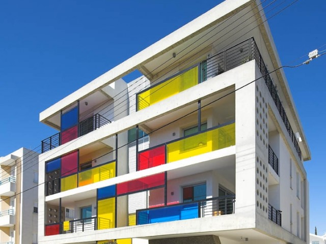 Two bedroom apartments in Limassol, City Center