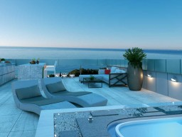 Apartments in Limassol with 3 bedroom, Agios Tychonas