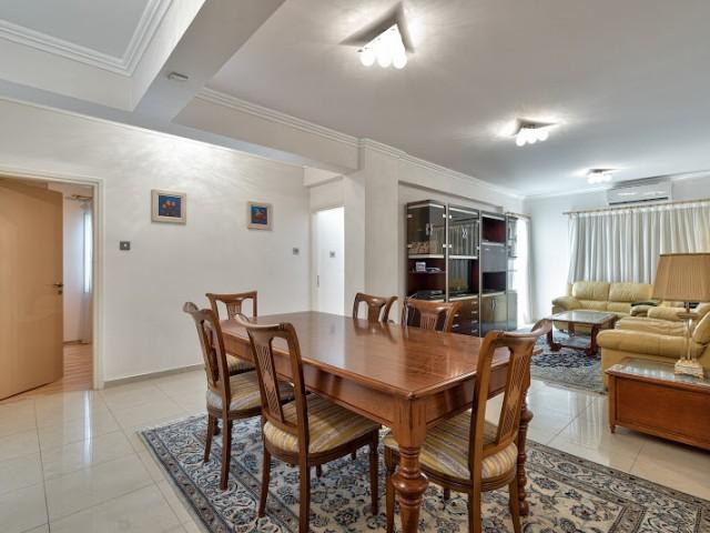 Three bedroom apartment in Limassol, Agios Tychonas