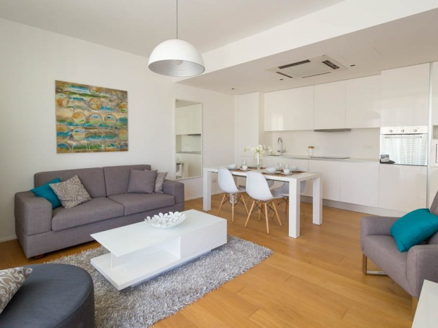 Luxury one bedroom apartments in Limassol, Neapolis