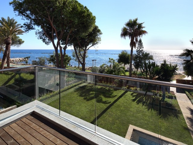 Apartments in Limassol with 4 bedroom, Potamos Germasogeia
