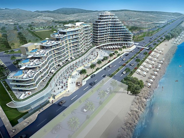 Apartments in Limassol with 3 bedroom, Potamos Germasogeia