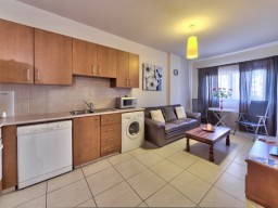Two bedroom apartment in Limassol, Mouttagiaka