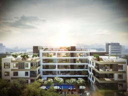 Apartments in Limassol with 3 bedrooms, Potamos Germasogeia
