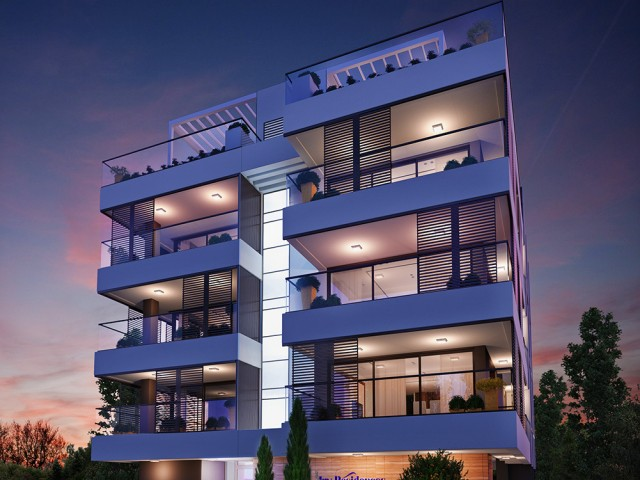 Three bedroom apartment in Limassol, Agios Nektarios