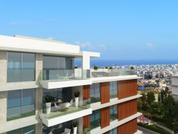 Three bedroom apartment in Limassol, Agios Athanasios