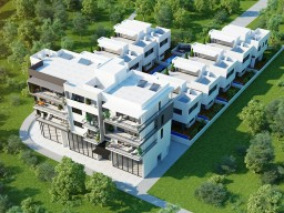 Apartments in Paphos with 3 bedroom