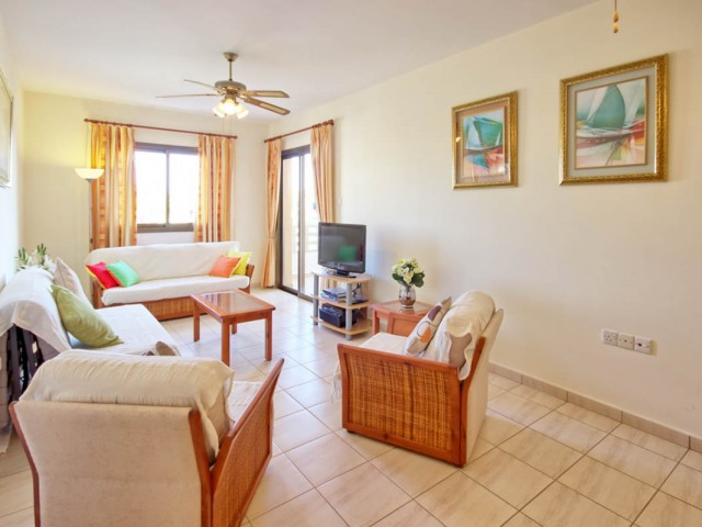 Apartments in Paphos with 3 bedrooms, Kato Paphos