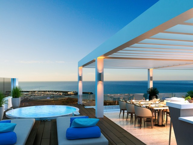 Apartments in Limassol with 4 bedrooms, Pyrgos